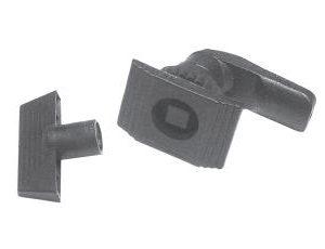 HSR-217SA-plastik-dortgen-yayli-pano-kilidi-kare-siyah